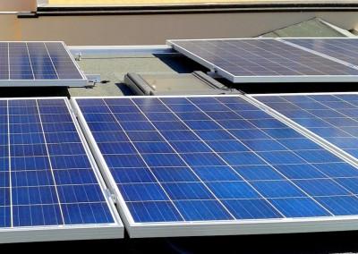 Realizzazione impianto fotovoltaico, Via garibaldi - Roseto 2
