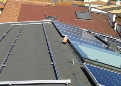 Realizzazione impianto fotovoltaico, Via garibaldi - Roseto 4