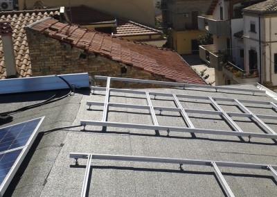 Realizzazione impianto fotovoltaico, Via garibaldi - Roseto 5
