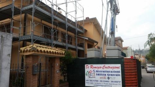 di remigio costruzioni realizzazioni via egeo 1